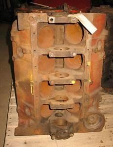 61 Corvette Chevy 283 Engine Block April 1961 3756519