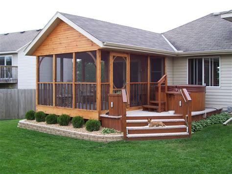 love  deck added    paint   porch