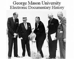 George Mason University: Electronic Documentary History
