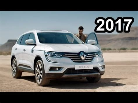 renault koleos 2017 7 seater 2017 renault koleos overview youtube