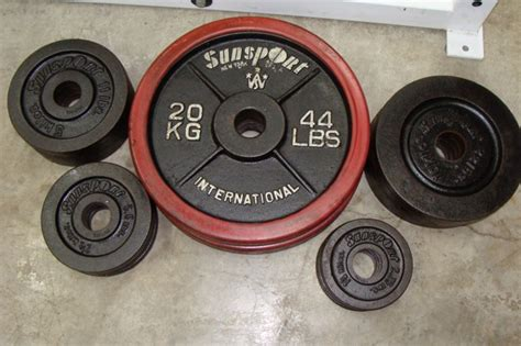 bodybuilding thread iron