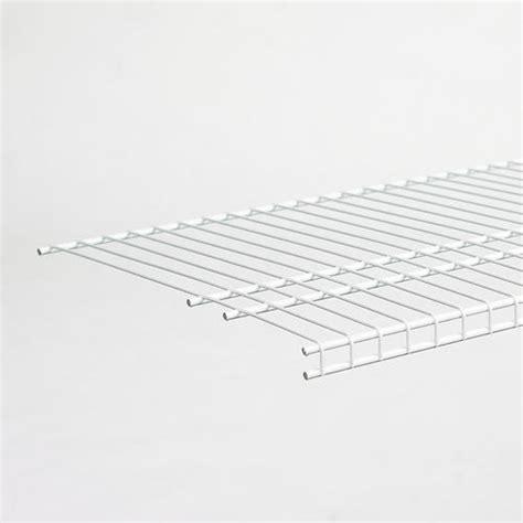 closetmaid superslide shelving closetmaid 174 superslide 174 wire shelf at menards 174