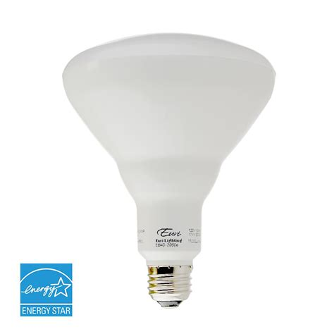 dimmable led flood lights euri lighting 100w equivalent warm white br40 dimmable led