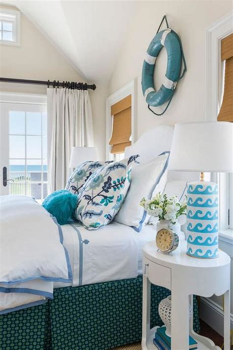 beach themed bedside tables nautical bedside ls
