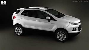 Ford Ecosport Titanium : ford ecosport titanium 2013 by 3d model store youtube ~ Medecine-chirurgie-esthetiques.com Avis de Voitures