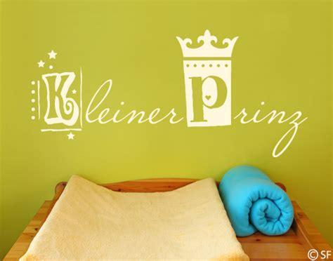 Wandtattoo Kinderzimmer Kleiner Prinz by Wandtattoo Kleiner Prinz F 252 Rs Jungen Kinderzimmer