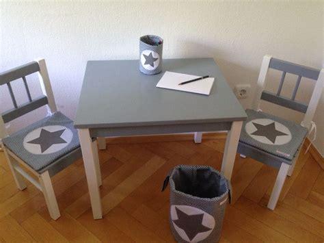 Ikea Kinderzimmer Tisch Stuhl by Tisch Und St 252 Hle Ikea Aufgepeppt Tuscheldings