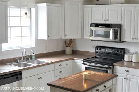 Beadboard Kitchen Backsplash Pictures : How To Install A Beadboard Kitchen Backsplash