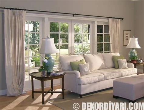 Modern Curtain Ideas For Living Room Simple House Design