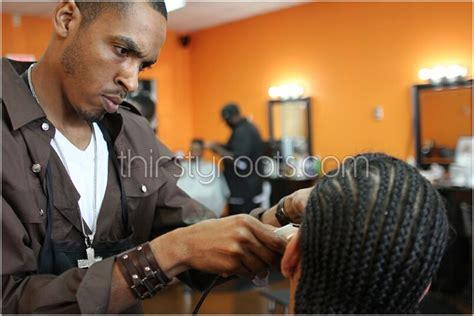 barbershop beard styles