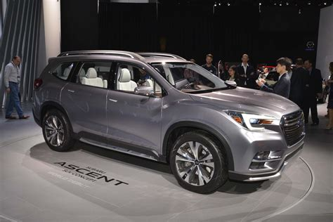 production  subaru ascent    sale
