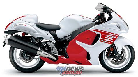 2018 Suzuki Gsx1300r Gsx R750 Gsx R600 Mcnews Com Au