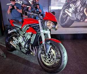 Street Triple S : 2017 triumph street triple s launched in india at inr lakhs ~ Maxctalentgroup.com Avis de Voitures