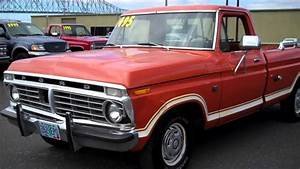1973 Ford F100 Sold
