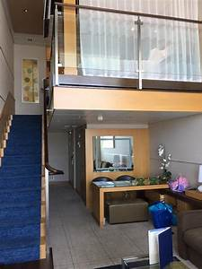 Photo Tour Of Loft Suite On Royal Caribbean39s Oasis Of The