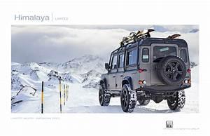 4x4 Land Rover : himalaya 4x4 custom land rover himalaya 4x4 pinterest land rovers 4x4 and defender 110 ~ Medecine-chirurgie-esthetiques.com Avis de Voitures