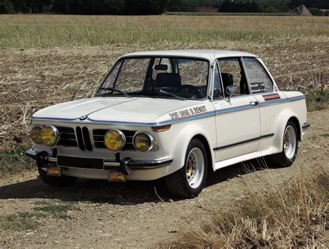 1971 Bmw 2002 Tii-specification Group 2
