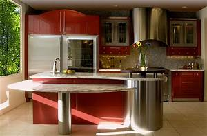 Contemporary kitchen cabinetry pictures steve39s for Kitchen colors with white cabinets with steve mcqueen wall art