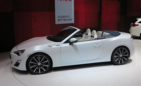 Toyota Scion Convertible by Scion Fr S Convertible Still Study Mercedes Forum