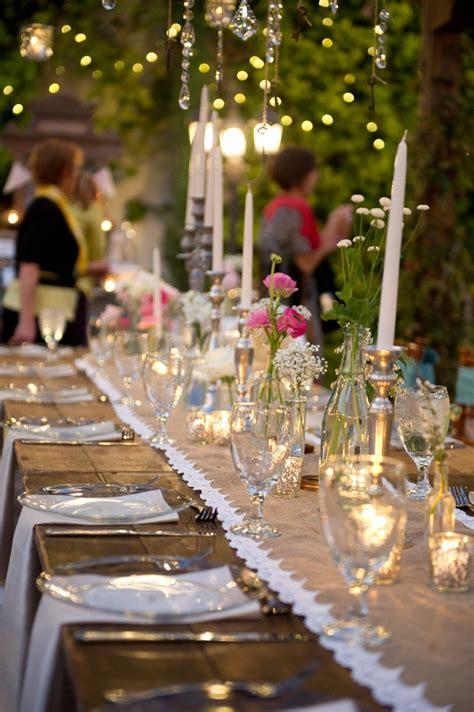 Vintage Wedding Table Decoration Ideas Fab Mood
