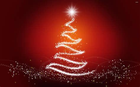 sparkling christmas tree 824551 walldevil