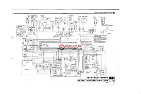 pdf clark forklift np300d wiring diagram 40 wiring