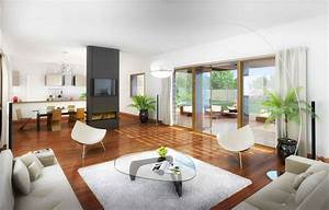 Interieur Maison Design Moderne Mc Immo