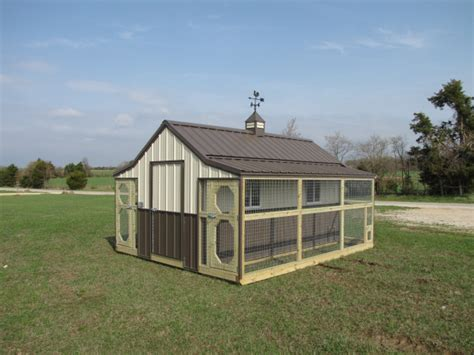 Commercial Chicken Barn, Easy To Clean