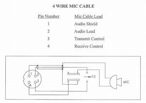 Pin Cb Microphone Wiring Diagram