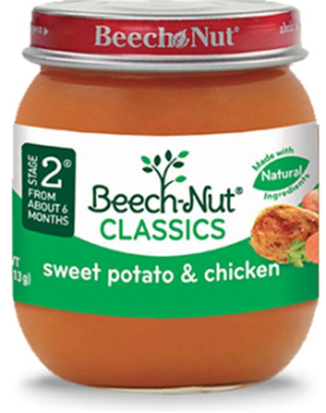 beechnut baby food recall beech nut recalls baby food products for potential glass pieces food safety news