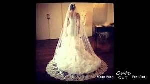 photo des plus belle robe de mariee youtube With robe de mariée wish
