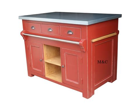 comparatif de cuisine meuble de cuisine dessus zinc
