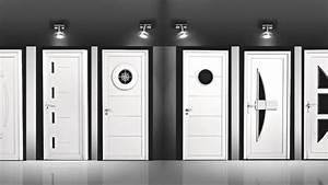 bloc porte coupe feu 1 2 heure isolante et acoustique With porte de garage et bloc porte 2 vantaux interieur