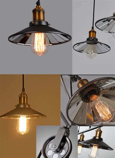 retro kitchen light fixtures kitchen rise fall lights kitchen pulley lights retro style 4814