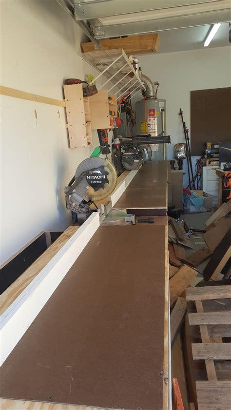bench  ft long radial arm   chop