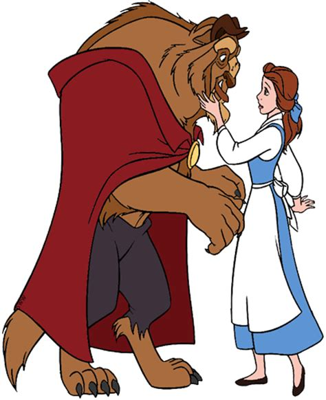 And The Beast Clipart And The Beast Clip Disney Clip Galore