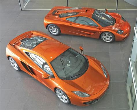 Mclaren Names Sports Car Dealers