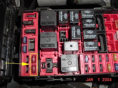 trailer fuse box wiring diagram