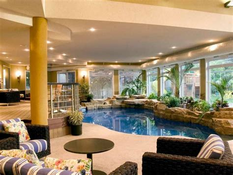 impressive indoor swimming pools    love     home