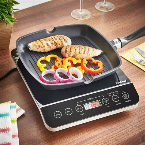 electric portable stove burner cooktop plate ceramic cooking infrared single