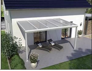 Terrassenuberdachung aus alu mhb carports for Terrassenüberdachung billig