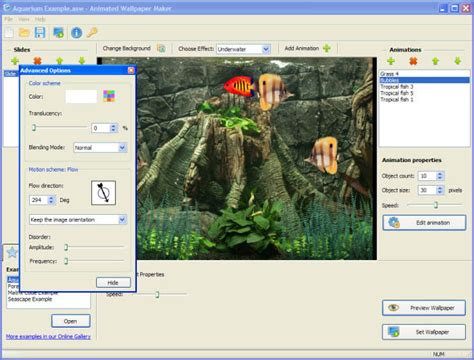 Animated Wallpaper Maker Software Free - animated wallpaper maker