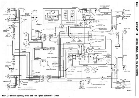 Ranchero Wiring Diagrams