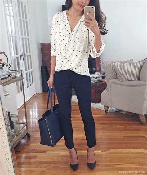 13 Perfect Casual Work Outfit Ideas - Pretty Designs