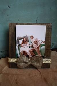 Créer Un Cadre Photo : cr er un cadre photo avec du bois recycl voici 18 id es cr atives d co sympa ~ Melissatoandfro.com Idées de Décoration
