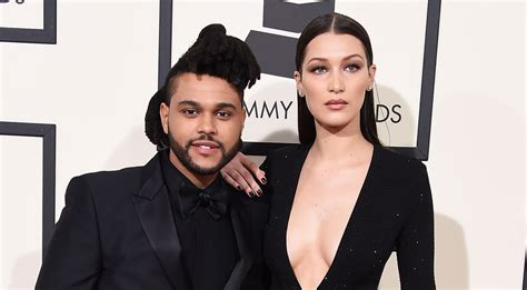 8,528,405 likes · 457,471 talking about this. The Weeknd & Girlfriend Bella Hadid Hit Grammys 2016 Red ...