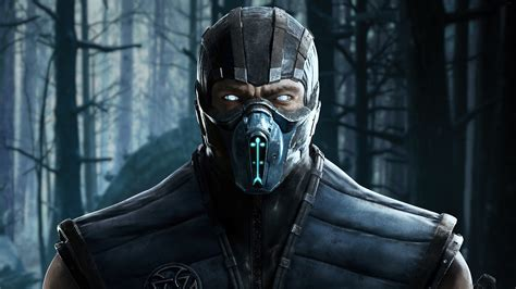 Mortal Kombat X Sub Zero Hd Games 4k Wallpapers Images