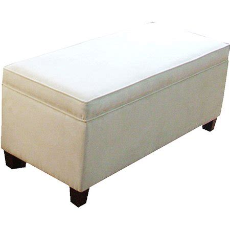 End Of Bed Storage Bench by End Of Bed Storage Bench Walmart