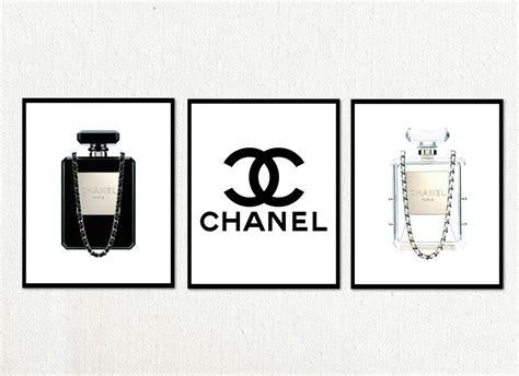 Coco Chanel Illustration / Chanel Logo/ Chanel Printable