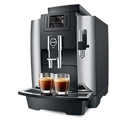 macchiato double jura we8 frontier